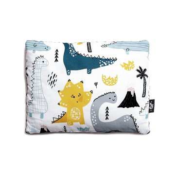 Pulp, poduszka Minky, Dinozaury, 30 x 40 cm