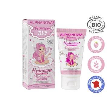 ALPHANOVA KIDS - Alphanova Princesse Balsam Nawilżający dla Dziewczynek