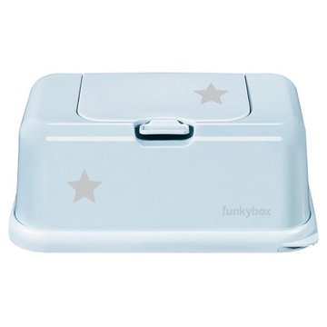 Funkybox - Pojemnik na Chusteczki, Blue Little Star