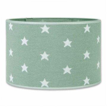 Baby's Only, Star Abażur na lampę, Miętowy/Biały, 30 cm SUPER PROMOCJA -50% BABY'S ONLY