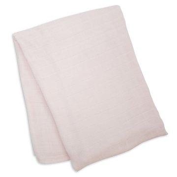 Lulujo Kocyk Bambusowy Pink