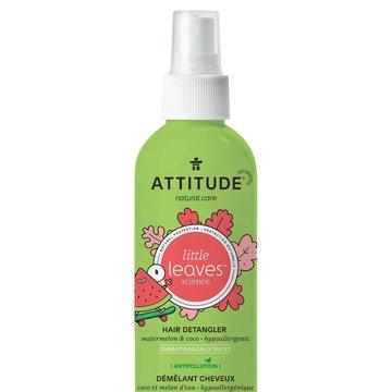 Attitude Spray do rozczesywania włosów, Arbuz i Kokos 240 ml ATTITUDE