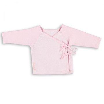 Baby's Only, Sweterek kimono Różowy, rozmiar 68 SUPER PROMOCJA -50% BABY'S ONLY