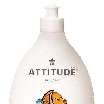 Attitude, Płyn do mycia butelek i akcesoriów dziecięcych, Bezzapachowy (fragrance free), 700 ml ATTITUDE