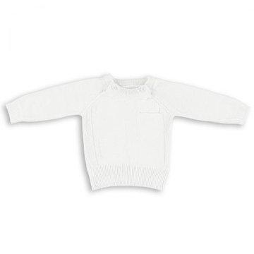 Baby's Only, Sweterek motylkowy Biały, rozmiar 68 SUPER PROMOCJA -50% BABY'S ONLY
