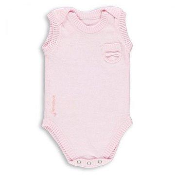Baby's Only, Body tkane, Różowe, rozmiar 50/56 SUPER PROMOCJA -50% BABY'S ONLY