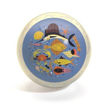 Djeco - Pika gumowa OCEAN rednica 22cm DJ00161