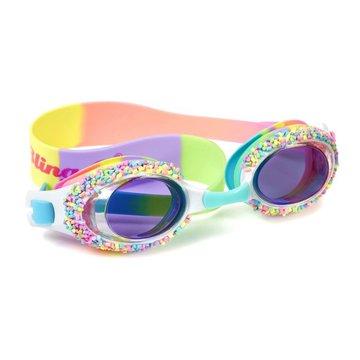 Okulary do pływania, Ciasteczkowa posypka, Bling2O Bling2o