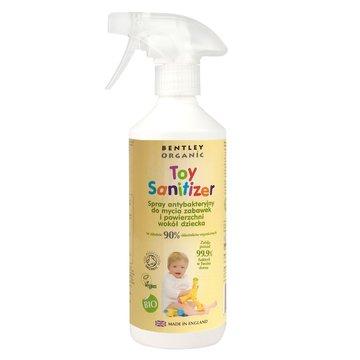 Dziecięcy Spray Dezynfekujący do Mycia Zabawek Bentley Organic, 500ml BENTLEY ORGANIC