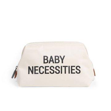 CHILDHOME - Kosmetyczka Baby Necessities Kremowa