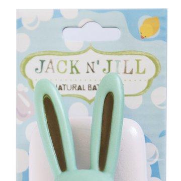 Jack N'Jill, Zabawka do kąpieli BUNNY - PINK JACK N'JILL