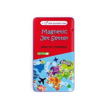 Gra magnetyczna The Purple Cow - Wyścig dookoła świata