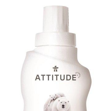 Attitude, Płyn do płukania, Skórka Cytrynowa (Citrus Zest) 40 płukań, 1040 ml ATTITUDE