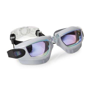 Okulary do pływania Galaxy, białe, Bling2O Bling2o