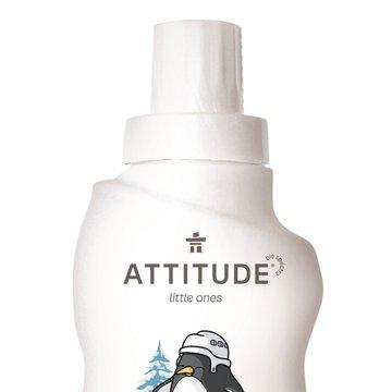Attitude, Płyn do prania ubranek dziecięcych, Gruszkowy Nektar (Pear Nectar) 35 prań, 1050 ml ATTITUDE