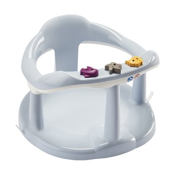 Krzesełko do kąpieli Thermobaby; niebieskie