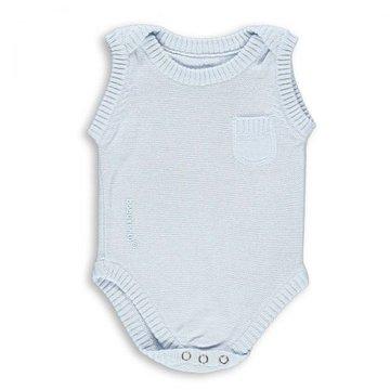 Baby's Only, Body tkane, Błękitne, rozmiar 50/56 SUPER PROMOCJA -50% BABY'S ONLY
