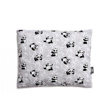Pulp, poduszka Minky, Pandy, 30 x 40 cm