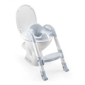 Nakładka na WC ze stopniem Thermobaby; niebieska