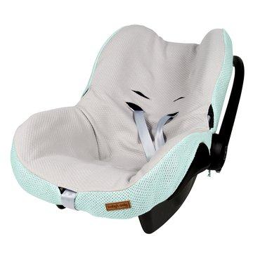 Baby's Only, Classic Ochraniacz na fotelik samochodowy 0+, Miętowy,  WYPRZEDAŻ -50% BABY'S ONLY