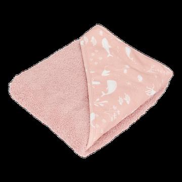 Little Dutch Bawełniany ręcznik Ocean Pink TE50620650