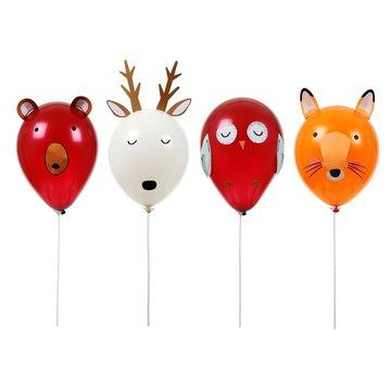 Meri Meri - Zestaw balonów Zwierzątka Las