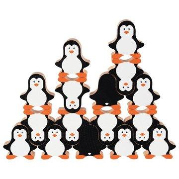 Goki - Gra i układanka pingwinki
