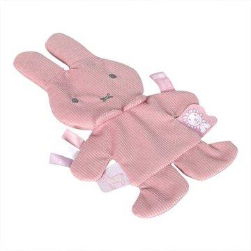 Tiamo Miffy Pink Babyrib Szeleszczący przytulasek NIJN615