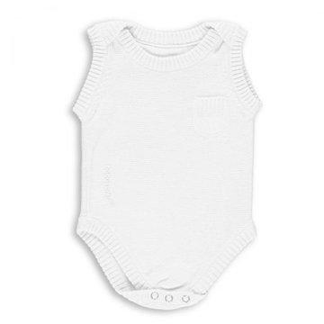 Baby's Only, Body tkane, Białe, rozmiar 50/56 SUPER PROMOCJA -50% BABY'S ONLY