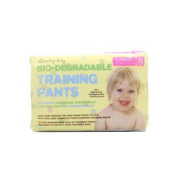 Beaming Baby, size 8, PANTS jednorazowe biodegradowalne pieluchomajtki, L, 23 szt. BEAMING BABY