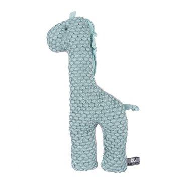 Baby's Only, Sun Żyrafa przytulanka, 40 cm, kamienna zieleń, WYPRZEDAŻ -50% BABY'S ONLY