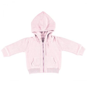 Baby's Only, Sweterek rozpinany z kapturem Różowy, rozmiar 62 SUPER PROMOCJA -50% BABY'S ONLY