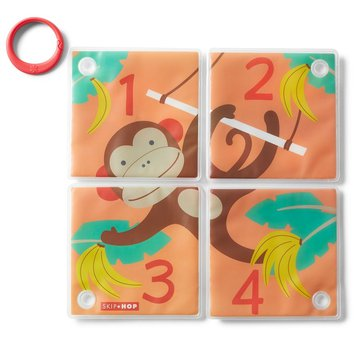 Skip Hop - Puzzle kąpielowe Zoo