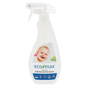 Eco-Max, Płyn do mycia zabawek i akcesoriów dziecięcych, bezzapachowy, 710ml