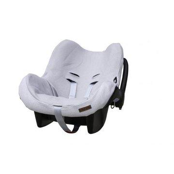 Baby's Only, Classic Ochraniacz na fotelik samochodowy 0+, Srebrnoszary,  WYPRZEDAŻ -50% BABY'S ONLY