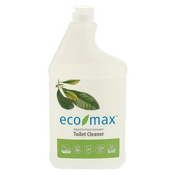 Eco-Max, Płyn do czyszczenia toalet, drzewo herbaciane, 1L