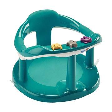 Krzesełko do kąpieli Thermobaby; szmaragdowe