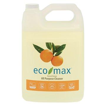 Eco-Max, Płyn do wszelkich powierzchni, kwiat pomarańczy, 4L