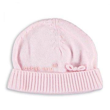 Baby's Only, Czapeczka tkana, Różowa, rozmiar uniwersalny SUPER PROMOCJA -50% BABY'S ONLY