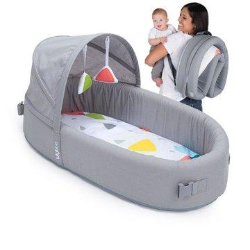 Łóżeczko składane turystyczne dla niemowląt, Bassinet To-Go, Lulyboo