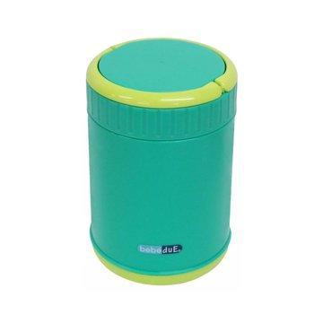 Bebe Due - Pojemnik termiczny na jedzenie C&F Bebedue; zielony; 500 ml