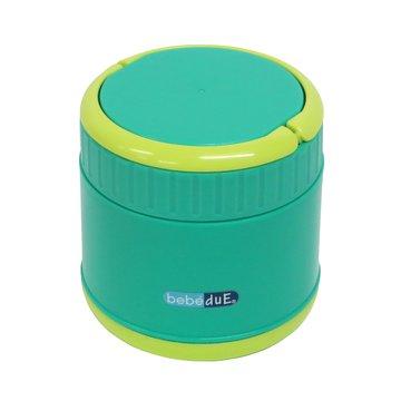 Bebe Due - Pojemnik termiczny na jedzenie C&F Bebedue; zielony; 300 ml