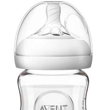 AVENT SCF051/17 Butelka NATURAL GLASS 120ml
