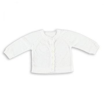 Baby's Only, Sweterek rozpinany Biały, rozmiar 56 SUPER PROMOCJA -50% BABY'S ONLY