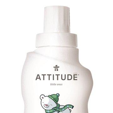Attitude, Płyn do płukania ubranek dziecięcych, Bezzapachowy, 1L ATTITUDE