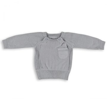 Baby's Only, Sweterek motylkowy Jasny Szary, rozmiar 56 SUPER PROMOCJA -50% BABY'S ONLY