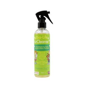 BIO-LIFE - BIOLIFE AIR CLEANSE™, 100% Naturalny Antyalergiczny spray do powietrza, 250ml
