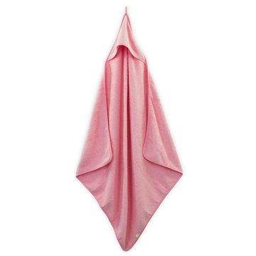 Jollein - Baby & Kids - Jollein - ręcznik kąpielowy 80 x 80 Candy Pink