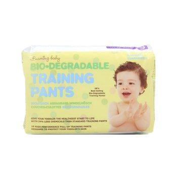 Beaming Baby, size 9, PANTS jednorazowe biodegradowalne pieluchomajtki, XL, 19 szt. BEAMING BABY