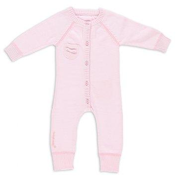 Baby's Only, Pajacyk tkany, Różowy, rozmiar 50/56cm SUPER PROMOCJA -50% BABY'S ONLY